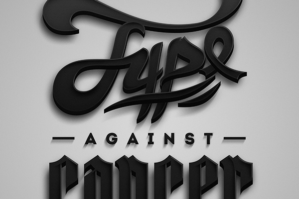 TYPE AGAINST CANCER