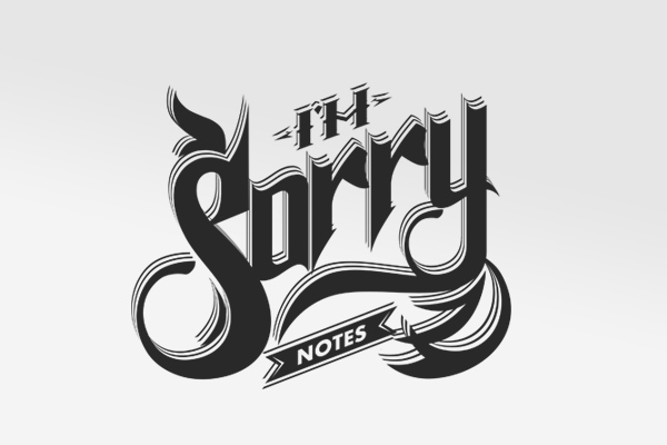 SORRY NOTES